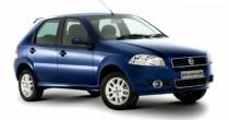 imagem do carro versao Palio ELX 1.4