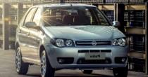 imagem do carro versao Palio Itália Economy 1.0