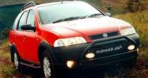 imagem do carro versao Palio Weekend Adventure 1.6 16V