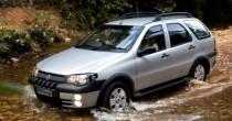 imagem do carro versao Palio Weekend Adventure 1.8 8V
