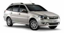 imagem do carro versao Palio Weekend Attractive 1.4