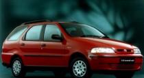 imagem do carro versao Palio Weekend ELX 1.0 16V