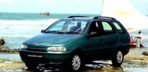 imagem do carro versao Palio Weekend ELX 1.5
