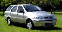 imagem do carro versao Palio Weekend EX 1.3