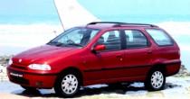 imagem do carro versao Palio Weekend Stile 1.6 16V