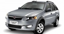 imagem do carro versao Palio Weekend Trekking 1.6 16V