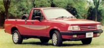 imagem do carro versao Pampa GL 1.6