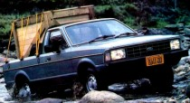 imagem do carro versao Pampa L 1.6 4x4