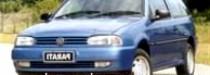 imagem do carro versao Parati Club 1.8