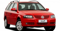 imagem do carro versao Parati Trend 1.6