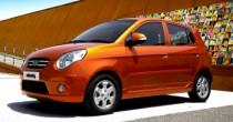 imagem do carro versao Picanto EX 1.0