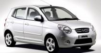 imagem do carro versao Picanto EX 1.0 AT