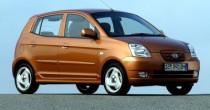 imagem do carro versao Picanto EX 1.1 AT