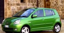 imagem do carro versao Picanto EX 1.1