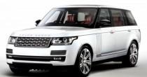 imagem do carro versao Range Rover Autobiography Black LWB 5.0 V8