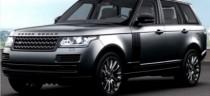 imagem do carro versao Range Rover Black 3.0 V6