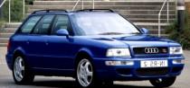 imagem do carro versao RS2 Avant 2.2