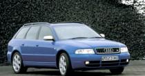 imagem do carro versao S4 Avant 2.7 V6 Quattro