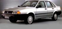 imagem do carro versao Santana GLi 2.0