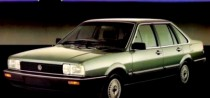 imagem do carro versao Santana GLS 2.0