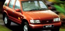 imagem do carro versao Sportage DLX 2.2