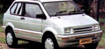 imagem do carro versao Supermini SL 0.8