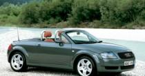 imagem do carro versao TT Roadster 1.8 Turbo Quattro