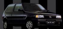 imagem do carro versao Uno 1.6 mpi