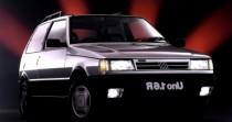 imagem do carro versao Uno 1.6 R