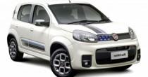 imagem do carro versao Uno Blue Edition 1.4