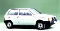 imagem do carro versao Uno Mille 1.0
