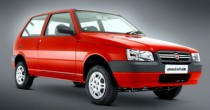 imagem do carro versao Uno Mille Economy 1.0
