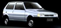 imagem do carro versao Uno Mille Electronic 1.0