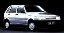imagem do carro versao Uno Mille ELX 1.0