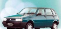 imagem do carro versao Uno Mille Fire 1.0