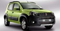 imagem do carro versao Uno Way Xingu 1.0