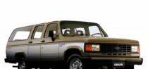 imagem do carro versao Veraneio Custom 4.1