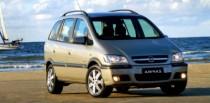 imagem do carro versao Zafira Comfort 2.0 8V