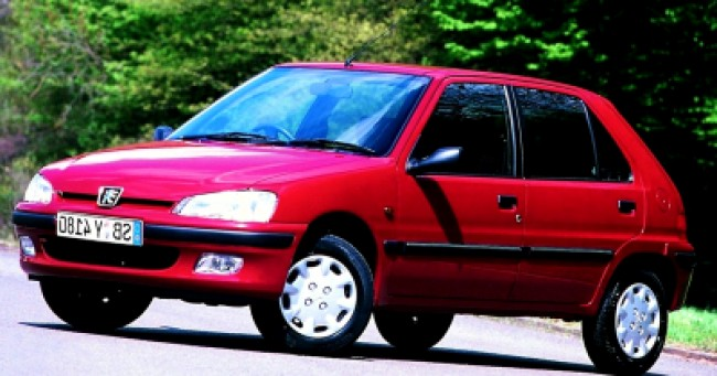 imagem do carro versao 106 Passion 1.0