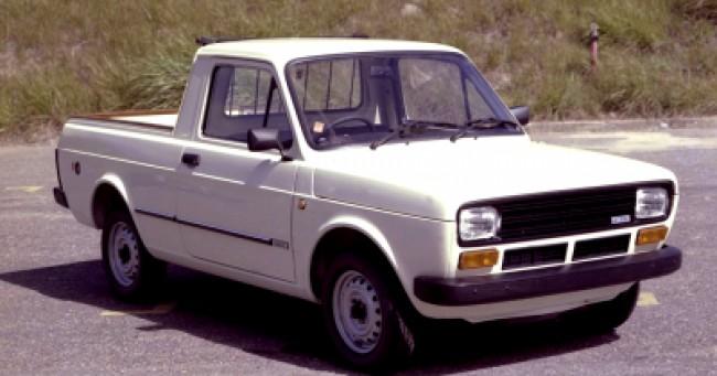 imagem do carro versao 147 Pick-up 1.050