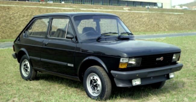 imagem do carro versao 147 Racing 1.3