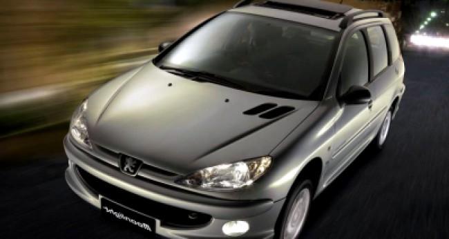 imagem do carro 206 Sw