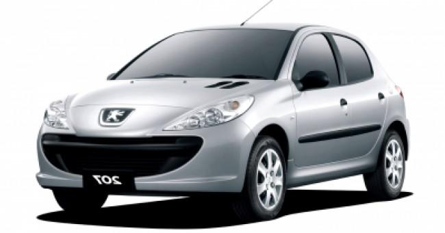 imagem do carro 207
