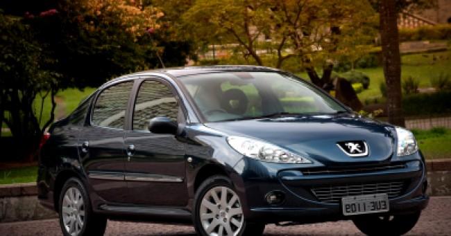 imagem do carro versao 207 Passion XS 1.6
