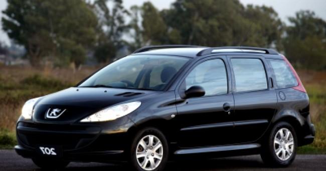 imagem do carro 207 Sw