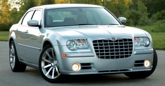 imagem do carro versao 300C 5.7 V8