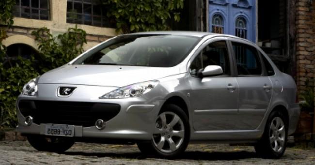 imagem do carro 307 Sedan