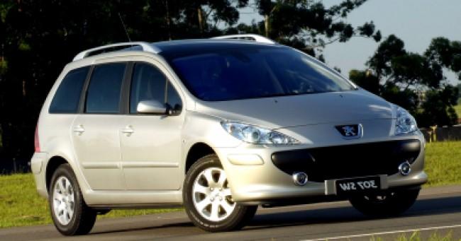 imagem do carro 307 Sw