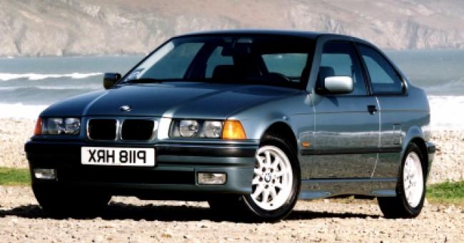 imagem do carro 318ti