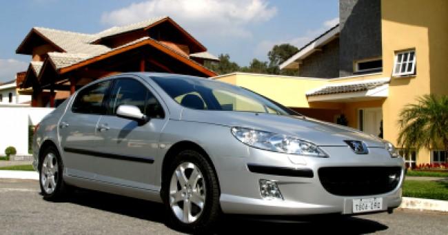 imagem do carro versao 407 3.0 V6